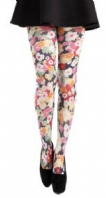 Flower Power Tights - Pamela Mann